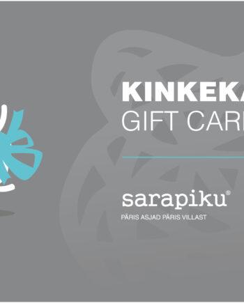 sarapiku KINKEKART