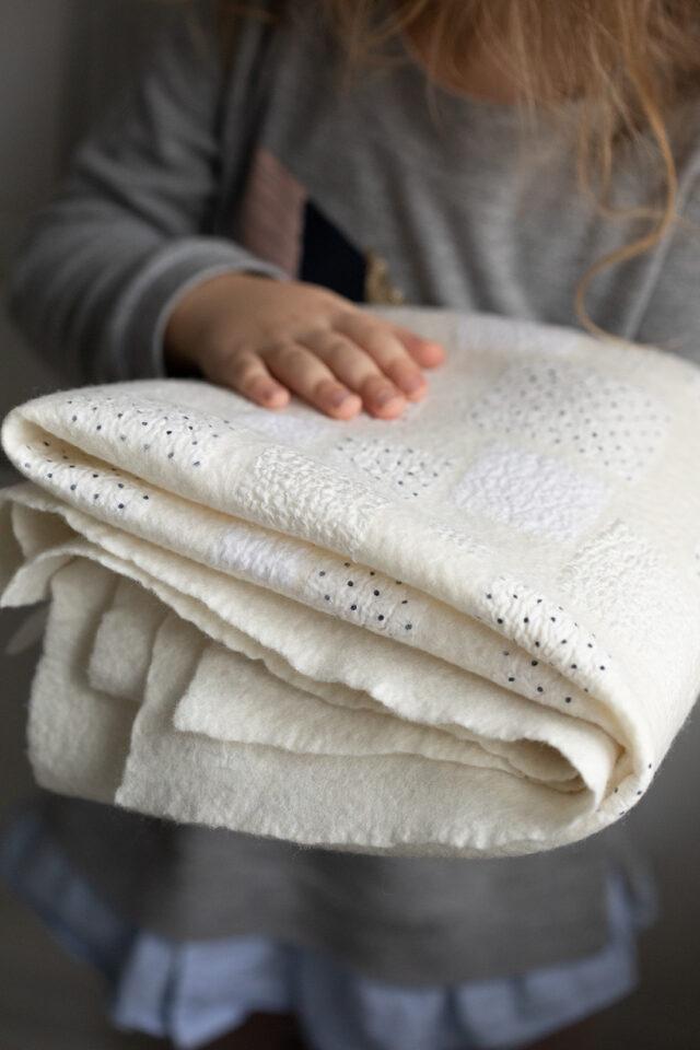 baby blanket handycraft