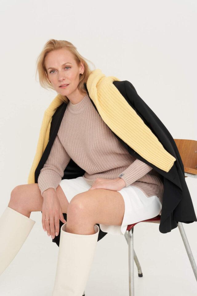 merino sweater women