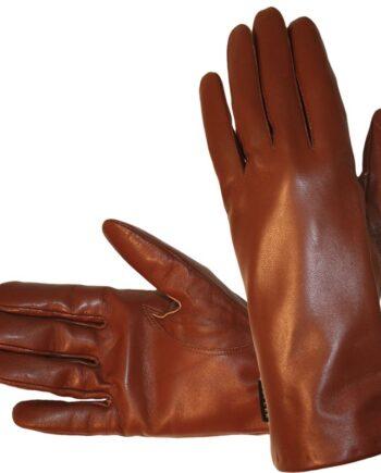 nahkindad naiste Hofler Original pruun